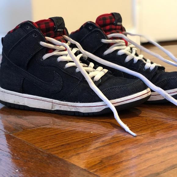 finest selection 0ecad 6abe5 Nike Dunk High Premium SB 'Lumberjack'